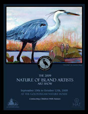 2009 Nature Of Island Artists Art Show