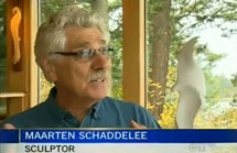 See Maarten in the Gallery on CTV